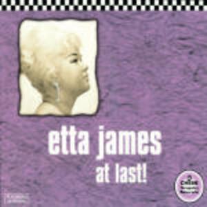 At Last! - CD Audio di Etta James