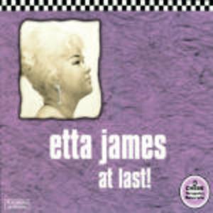 CD At Last! di Etta James
