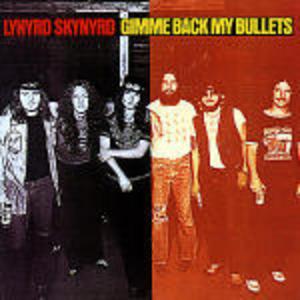 CD Gimme Back my Bullets di Lynyrd Skynyrd