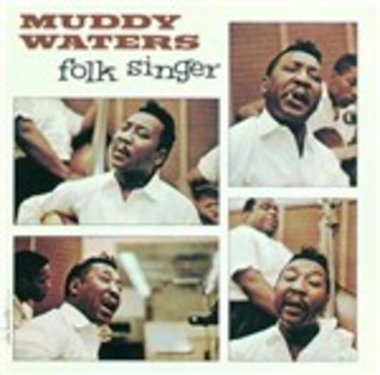 The Folk Singer - CD Audio di Muddy Waters
