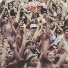 Live - CD Audio di David Crosby,Graham Nash