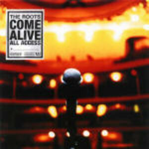 CD The Roots Come Alive di Roots