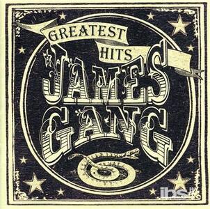 Greatest Hits - CD Audio di James Gang