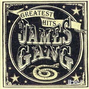 CD Greatest Hits di James Gang