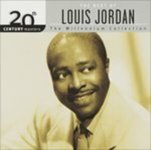 CD 20th Century Masters di Louis Jordan