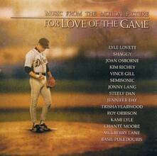 For The Love Of The Game - CD Audio