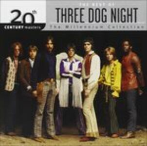 CD 20th Century Masters di Three Dog Night