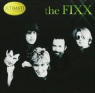 CD Ultimate Collection di Fixx