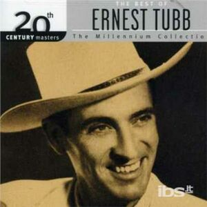 CD 20th Century Masters di Ernest Tubb