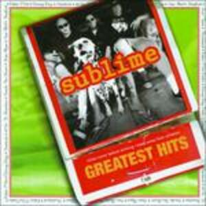 Greatest Hits - CD Audio di Sublime