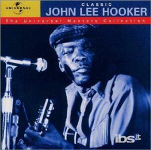 CD Masters Collection: John Lee Hooker di John Lee Hooker