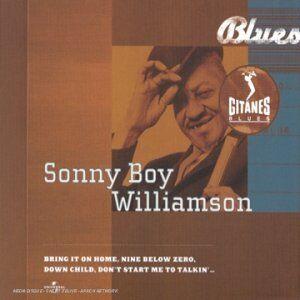 CD Gitanes Blues di Sonny Boy Williamson