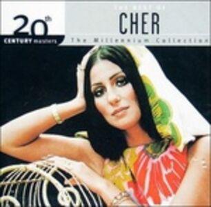 Foto Cover di 20th Century Masters, CD di Cher, prodotto da Mca