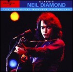 Foto Cover di Masters Collection: Neil Diamond, CD di Neil Diamond, prodotto da MCA