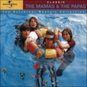 CD Masters Collection: The Mamas & the Papas di Mamas and the Papas