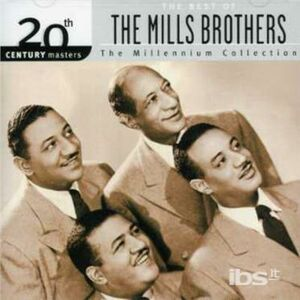 CD 20th Century Masters di Mills Brothers