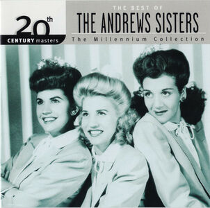 CD 20th Century Masters di Andrews Sisters
