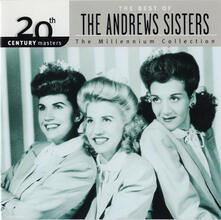 20th Century Masters - CD Audio di Andrews Sisters