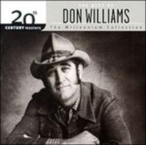 CD Millennium Collection di Don Williams