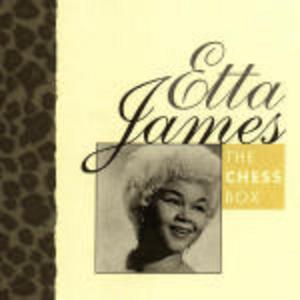 CD The Chess Box di Etta James