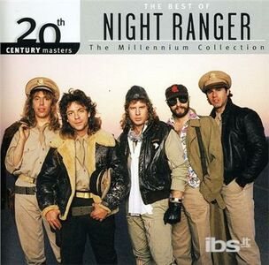 CD 20th Century Masters di Night Ranger