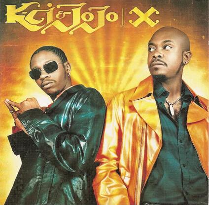 X - CD Audio di K-Ci & Jojo