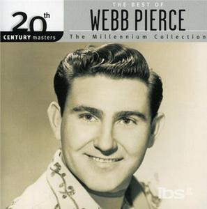 CD Millennium Collection di Webb Pierce