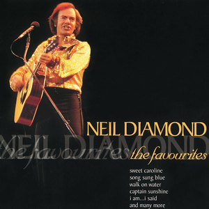 CD Favourites di Neil Diamond