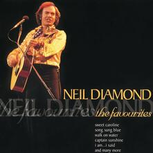 Favourites - CD Audio di Neil Diamond