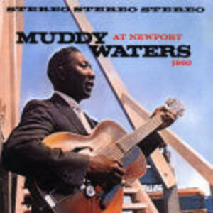 CD At Newport 1960 di Muddy Waters
