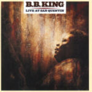 CD Live at San Quentin di B.B. King