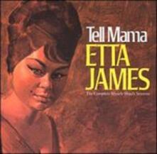 Tell Mama (+ Bonus Tracks) - CD Audio di Etta James