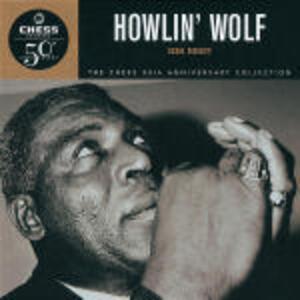 His Best - CD Audio di Howlin' Wolf