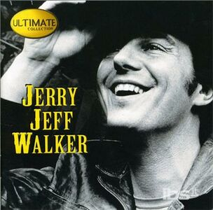 CD Ultimate Collection di Jerry Jeff Walker