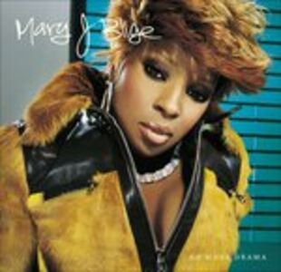 CD No More Drama di Mary J. Blige