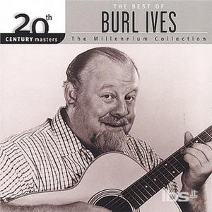 CD Millennium Collection di Burl Ives