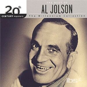 CD 20th Century Masters di Al Jolson