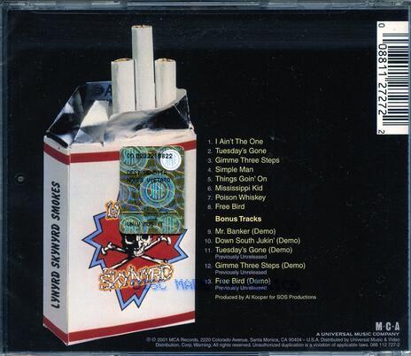 Pronounced Leh-Nerd Skin-Nerd (Remastered) - CD Audio di Lynyrd Skynyrd - 2
