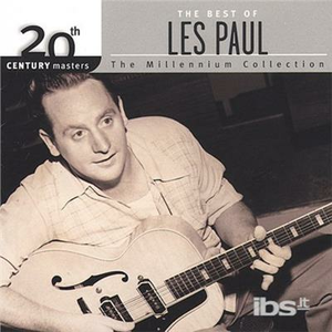 CD Millennium Collection di Les Paul