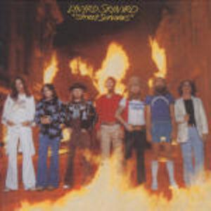 Foto Cover di Street Survivors, CD di Lynyrd Skynyrd, prodotto da MCA