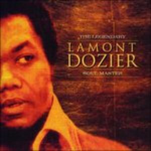 CD Anthology di Lamont Dozier
