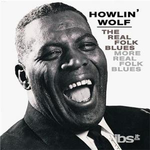 CD Real Folk Blues - More Real Folk Blues di Howlin' Wolf