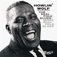 Real Folk Blues - More Real Folk Blues - CD Audio di Howlin' Wolf