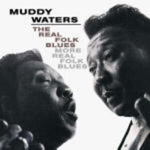 CD The Real Folk Blues - More Real Folk Blues di Muddy Waters