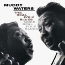 The Real Folk Blues - More Real Folk Blues - CD Audio di Muddy Waters