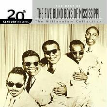 20th Century Masters - CD Audio di Five Blind Boys of Mississippi