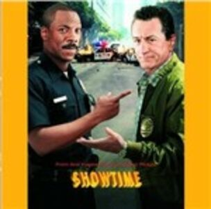 CD Showtime (Colonna Sonora)