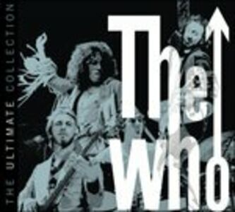 CD Ultimate Collection di Who
