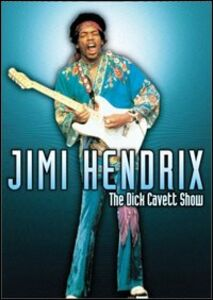 Film Jimi Hendrix. The Dick Cavett Show
