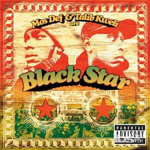 CD Black Star di Black Star